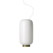 Foscarini Chouchin 2 Reverse Hanglamp Wit Groen