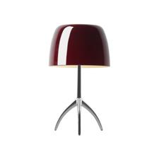 Foscarini Lumiere Piccola Tafellamp met aluminium onderstel
