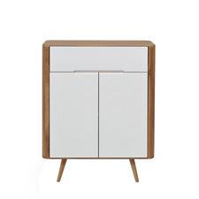 Gazzda Ena Dresser One - Houten dressoir (90x42x110)