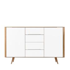 Gazzda Ena Dresser Two - Houten dressoir