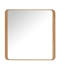 Gazzda Ena Mirror - Vierkante Wandspiegel (90x90)