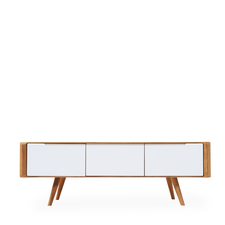 Gazzda Ena Lowboard One - Houten TV meubel