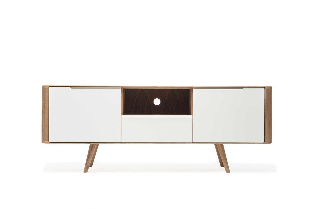 Design Meubels Houten : Gazzda ena tv sideboard two houten tv meubel