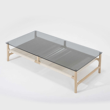 Gazzda Fawn Coffee Table - Rechthoekige salontafel (120x90)