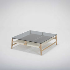 Gazzda Fawn Coffee Table - Vierkante salontafel (90x90)