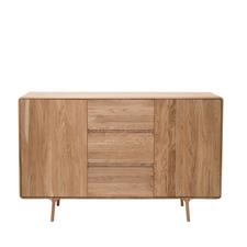 Gazzda Fawn Dresser - Houten dressoir (180x45x110)