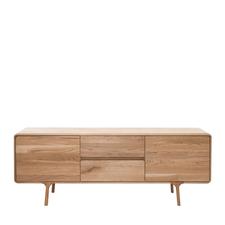 Gazzda Fawn Sideboard - Houten dressoir (180x45x65)