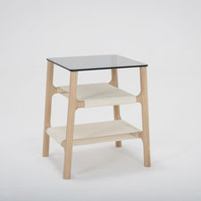 Gazzda Fawn Table - Vierkante bijzettafel (42x34x46)
