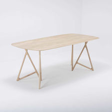Gazzda Koza Table - Houten eettafel