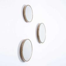 Gazzda Look Mirror - Ronde Wandspiegel