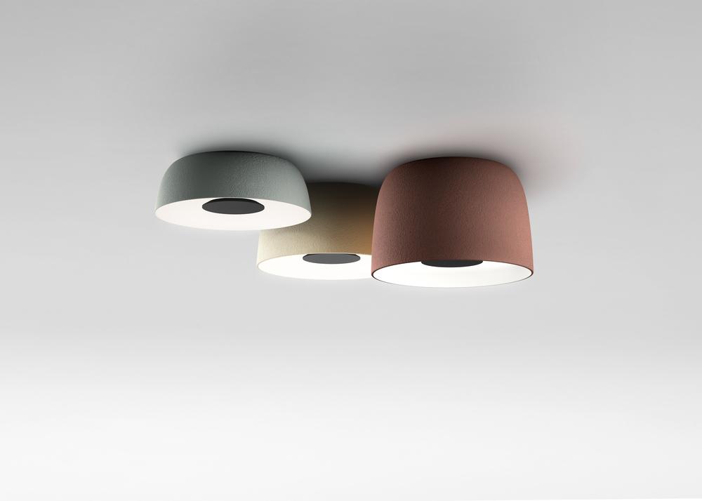 Marset djembe plafondlamp led dimbaar interieur design shop